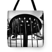 Machine Seat 1 Tote Bag by Roger Snyder