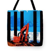 Machine Vs Wild Tote Bag