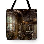 Machinist - Industrial Revolution Tote Bag