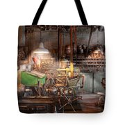 Machinist - It All Starts With A Journeyman  Tote Bag