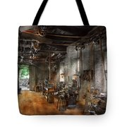Machinist - The Millwright  Tote Bag