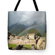 Machu Picchu Tote Bag