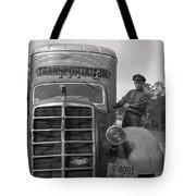 Mack Truck  1943 Tote Bag