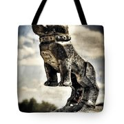 Mack Truck Hood Ornament  Tote Bag