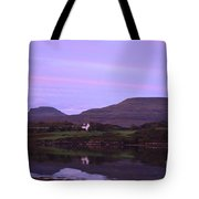 Macleod's Tables With A Painted Sky Tote Bag