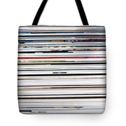 Macro Paper Spot Color Background Tote Bag