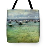 Mactan Island Bay Tote Bag