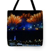 Macy's 2014 Fireworks Tote Bag