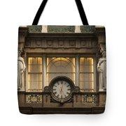 Macy's Clock Tote Bag