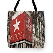 Macy's Department Store Tote Bag