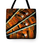 Mad For Mahjong Tote Bag