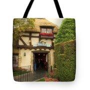 Mad Hatter Fantasyland Disneyland 01 Tote Bag
