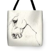 Mad Horse Tote Bag