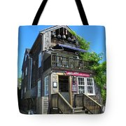 Mad In Edgartown Tote Bag