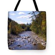Mad River Tote Bag