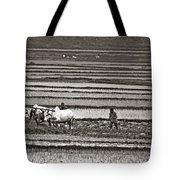 Madagascan Paddyfield Tote Bag