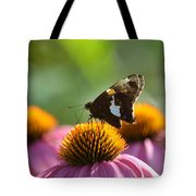 Madame Brown Tote Bag