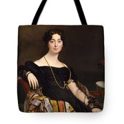Madame Jacques-louis Leblanc. Francoise Poncelle Tote Bag