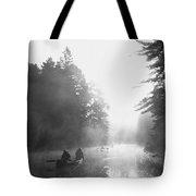Madawaska Morning Tote Bag