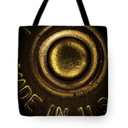 Made In Us Tote Bag by Bob Orsillo