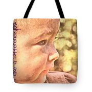Made To Make A Difference Tote Bag