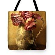 Madeira Roses Tote Bag