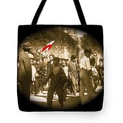 Madero Loyalty March  Mexico City February 9 1911-2013   Tote Bag
