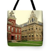 Madison County Ohio Tote Bag