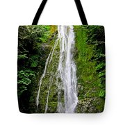Madison Creek Falls Tote Bag
