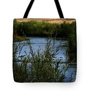 Madison River Tote Bag