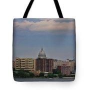 Madison Skyline Tote Bag