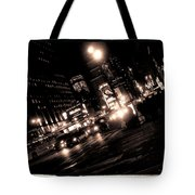 Madison Square Garden Tote Bag