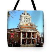 Madison's Morgan County Courthouse Tote Bag