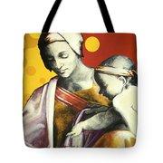 Madona Tote Bag