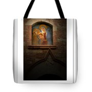 Madonna And Child Poster Tote Bag