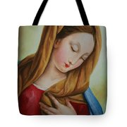 Madonna Tote Bag by Marna Edwards Flavell