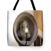 Madonna Watches Tote Bag