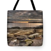 Madrona Point Tote Bag