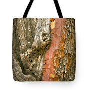 Madrone Tree Bark Tote Bag