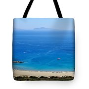 Maganari Beach Tote Bag