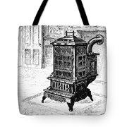 Magazine Stove, 1880 Tote Bag