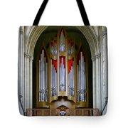 Magdeburg Cathedral Organ Tote Bag