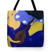 Magdelinas Song Tote Bag
