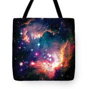 Magellanic Cloud 1 Tote Bag by Jennifer Rondinelli Reilly - Fine Art Photography