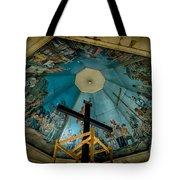 Magellans Cross Tote Bag