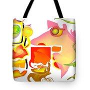 Magellans New World Tote Bag