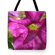 Magenta Majesty Tote Bag