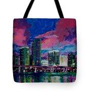 Magic City Tote Bag