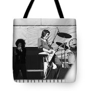 Magic Dick And J. Geils In Oakland 1976 Tote Bag