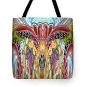 Magic Elephant Tote Bag